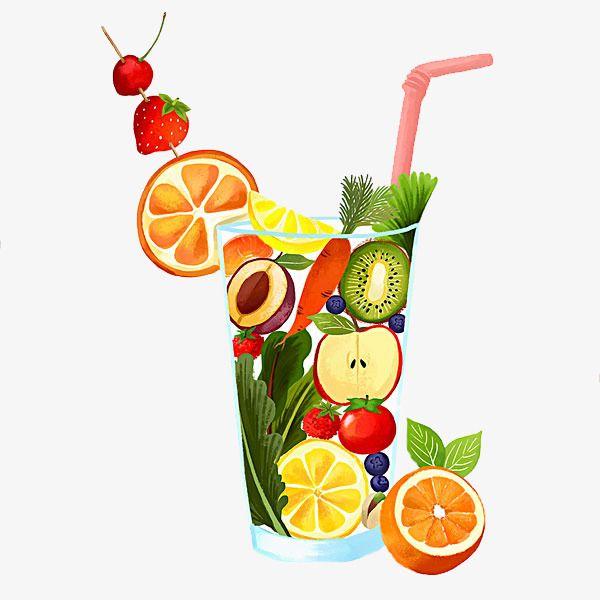 Un Vaso De Jugo Logotipo De Jugo Vasos De Fruta Jugos Y Licuados