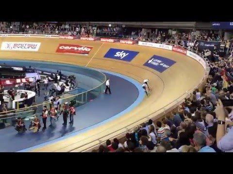 Men's Sprint Final - Track Cycling World Championships, London 2016, Jason Kenny vs Matthew Glaetzer - IBOtube