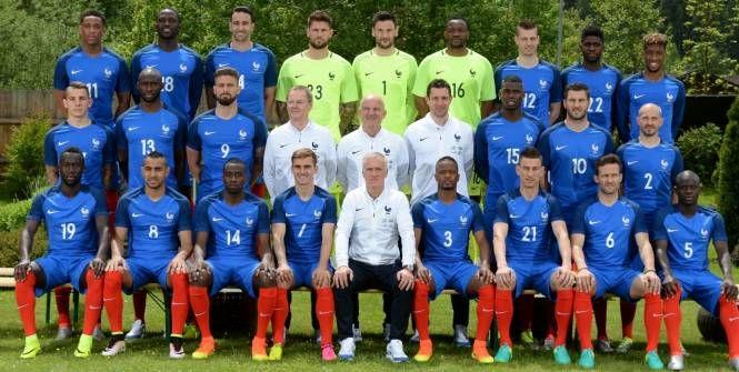Euro 2016 - Equipe de France
