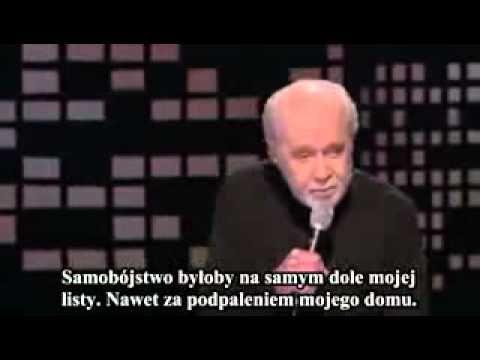 George Carlin - Samobójstwo