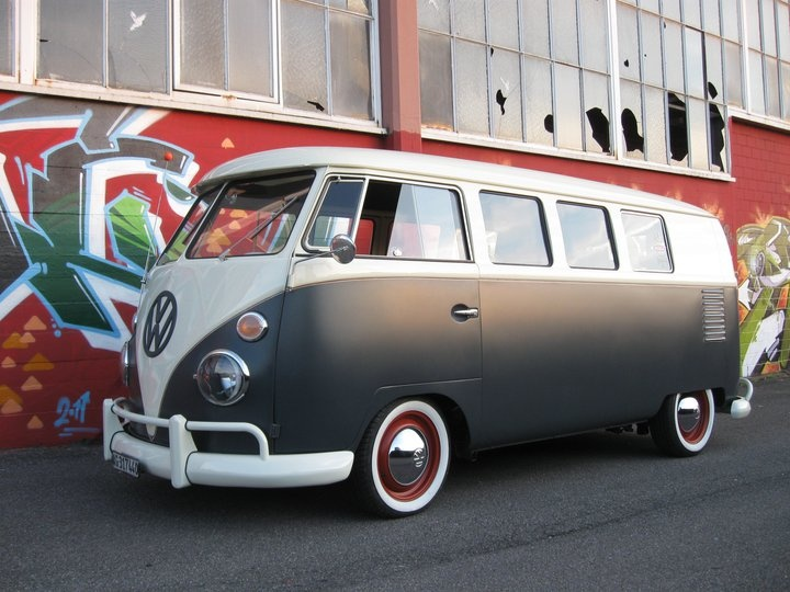 VW Bus T1 California front/seitlich