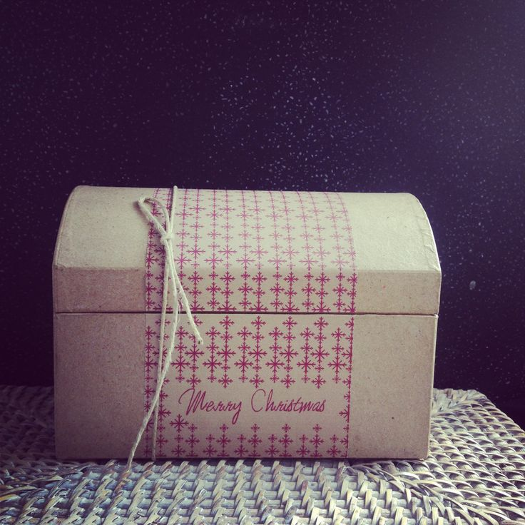 Little box #greek #christmas #gift # packaging