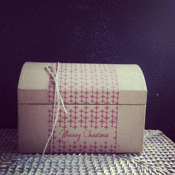 Little box #greek #christmas #gift # packaging