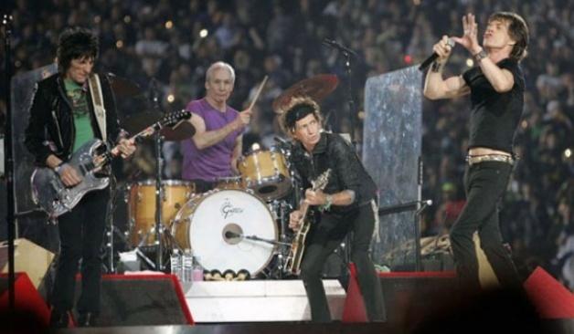 ¿Los Rolling Stones en Glastonbury 2013?