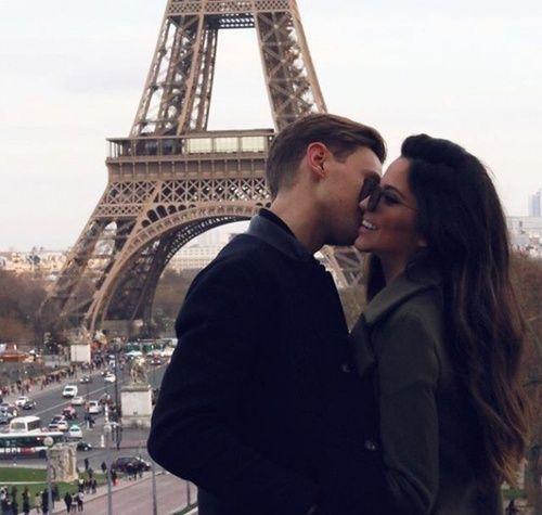 Imagen de love, paris, and couple