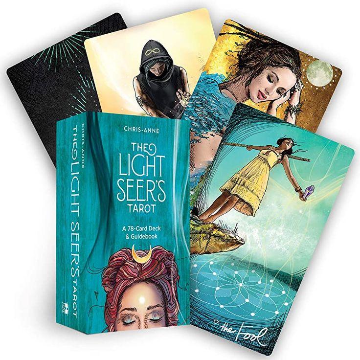 Free download light seers tarot a 78card deck
