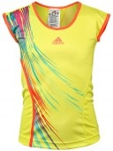 Adidas Girls Adizero Cap Sleeve (Lablime)
