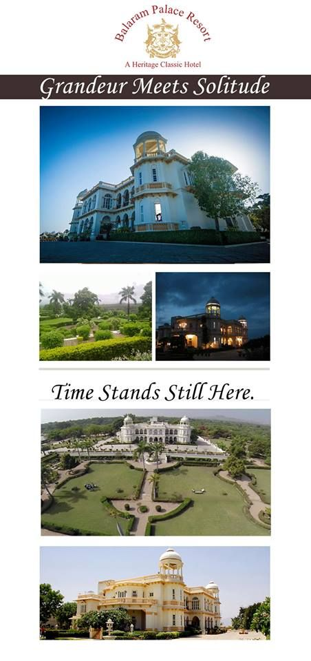 #Balarampalaceresort #Tme #Stands #Still #Here #Heritage #Hotels #of #Gujarat #Heritage #Hotels #of #India