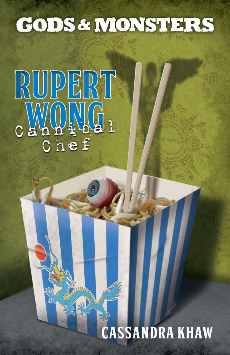 It's not unusual to work two jobs in this day and age, but sorcerer and former triad soldier Rupert Wong's life is more complicated than most. By day, he makes human hors d'oeuvres for a dynasty of...