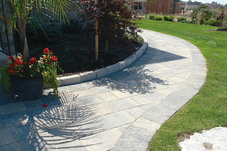 A versatile companion and perfect finishing touch to both textured and smooth paver and wall systems.