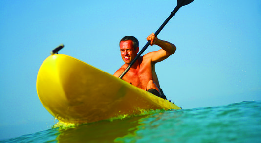 Go Kayaking when you visit Wavebreak Island as part of the Gold Coast Island Adventure... Book your tickets now  http://ticketsandtours.com.au/travel/gold-coast-adventures/