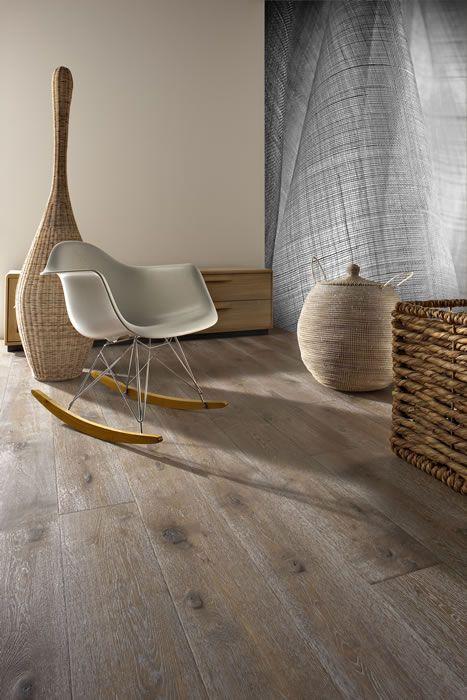 Kahrs Artisan Oak Linen Engineered Wood Flooring