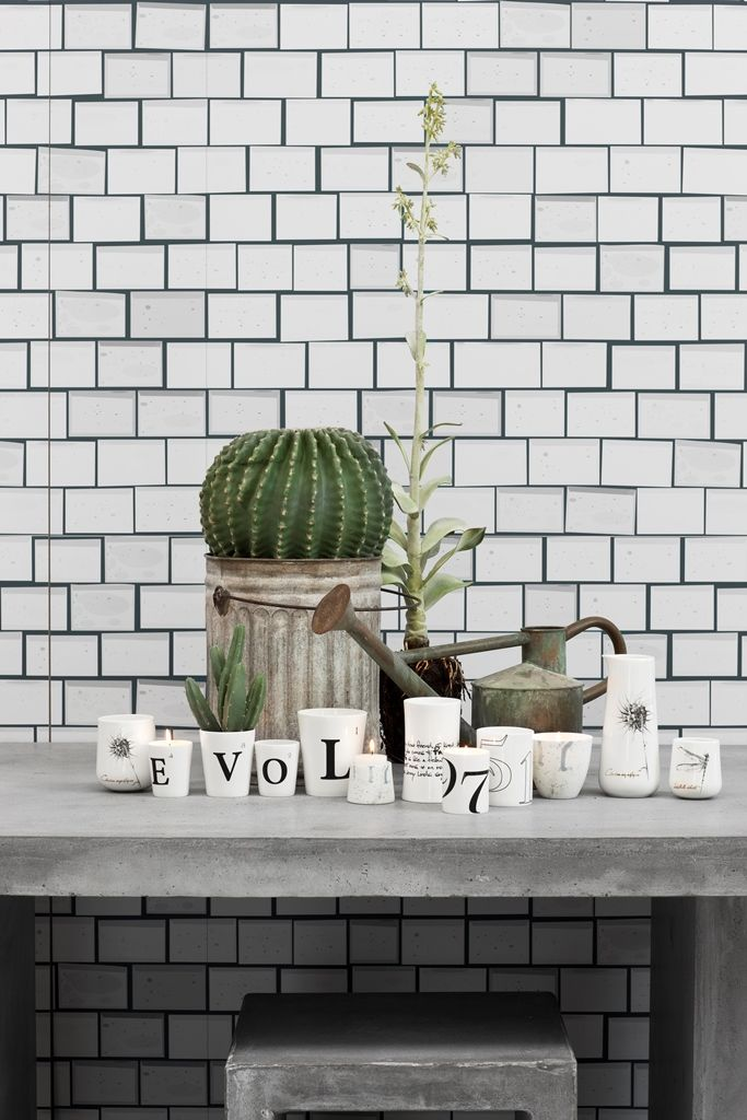 SPRING / SUMMER 2015, Lene Bjerre Design, KARLIN COLL, flowerpot & watering can, FLORA COLL. decoration flowers, FRANCES COLL. tealight, LOVE COLL. tealight & GILLY COLL. table & coffee/side table