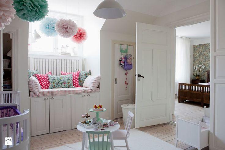 pokój dla dziewczynek w stylu skandynawskim - Szukaj w Google