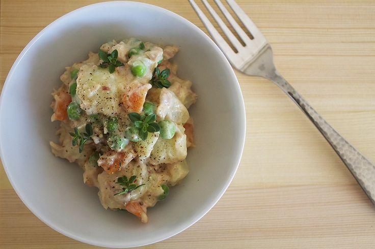 Enseladilla rusa  – russisk salat på spansk