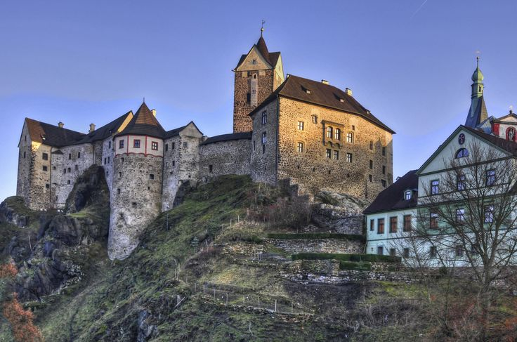 Чехия,  Loket