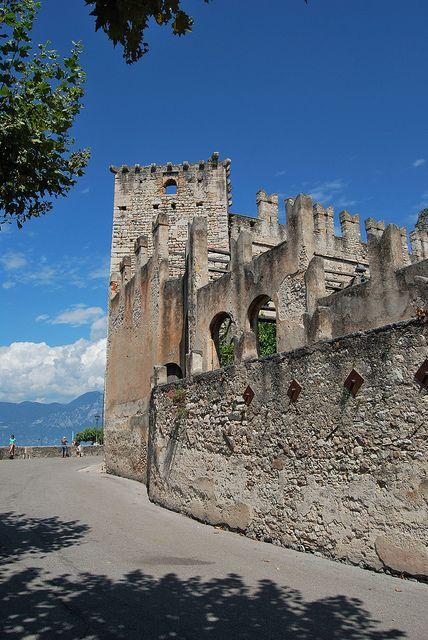 Torri del Benaco, Lake Garda, Veneto, Italy