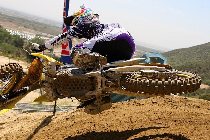 James Stewart Motocross   James Stewart é Favorito ao Título do AMA Motocross