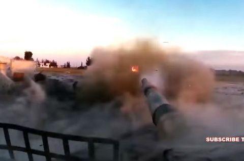 Συρία Φεβρουάριος 2017… Όπλα, δυστυχία και κάμερες παντού (πολλά videos) !!! Γράφει ο Παναγιώτης Τσαρτσιανίδης