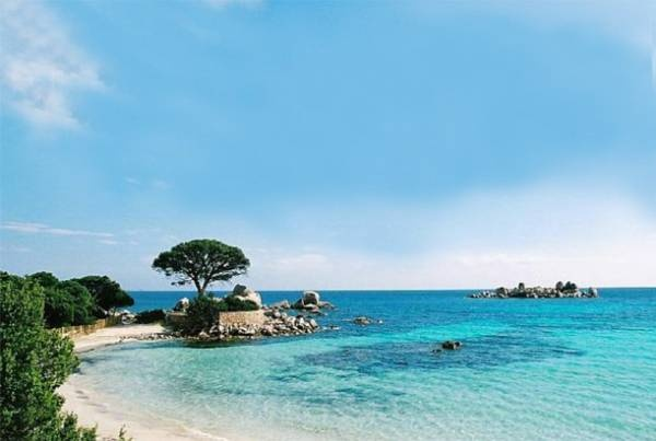 My beach - Palmbaggia - Corsica - 15 summers