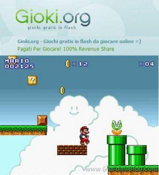 Guadagnare online giocando, come guadagnare con i giochi su Gioki.org -> http://www.creareonline.it/2012/04/guadagnare-online-giocando-come-guadagnare-con-i-giochi-su-gioki-org-0016703.html By Creareonline.itSu Giokiorg