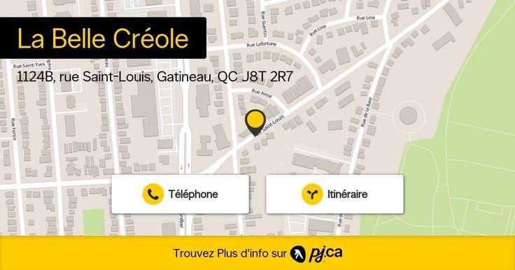 Gatineau - La belle créole