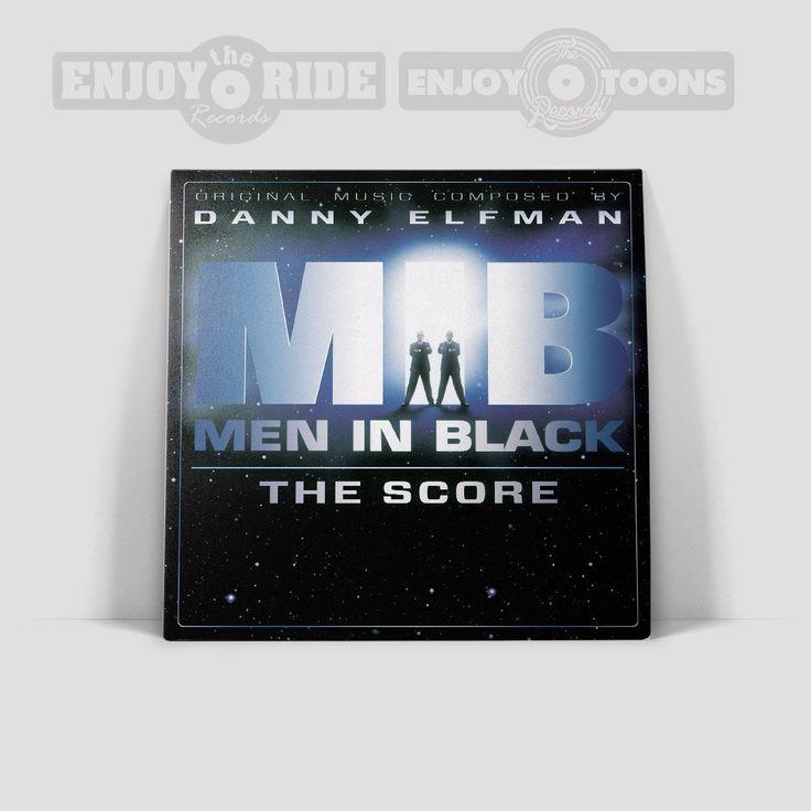 MEN IN BLACK: THE SCORE 20th Anniversary Vinyl Reissue (ETT013/ETR068)