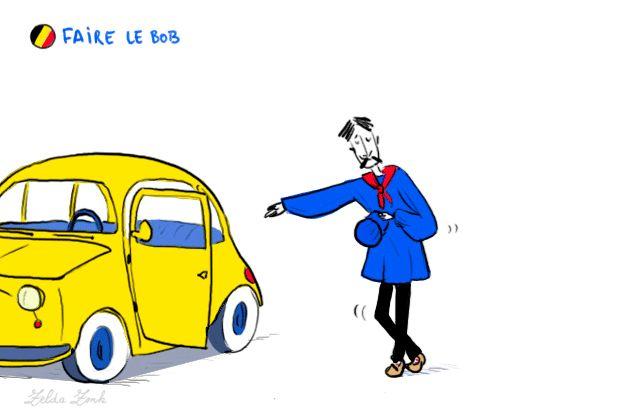 Faire le Bob : être le capitaine de soirée | Photo: Zelda Zonk @ TV5MONDE. http://www.tv5.org/cms/chaine-francophone/lf/Tous-les-dossiers-et-les-publications-LF/Les-expressions-imagees-belges/Expressions-imagees-belges/p-14576-Faire-le-Bob.htm