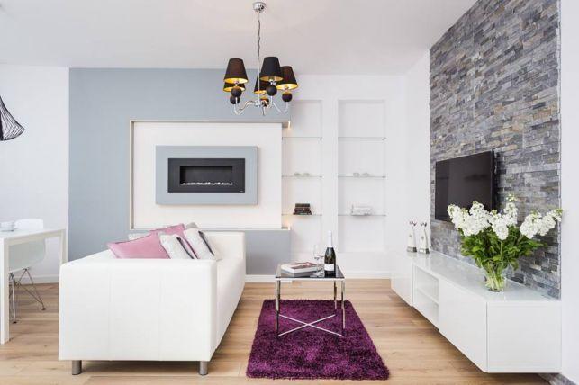 Un apartament modern in 52 metri patrati- Inspiratie in amenajarea casei - www.povesteacasei.ro