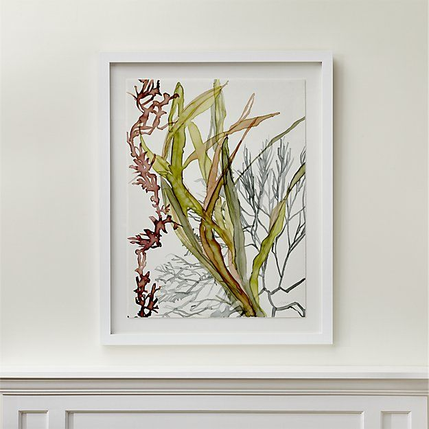 Sea Layers Print | Crate and Barrel