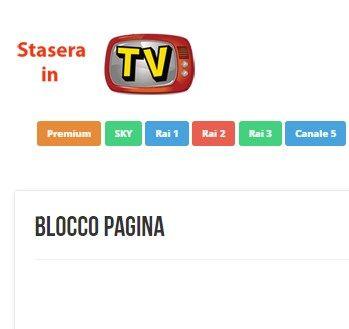 Stasera in TV Kin D Merd  https://www.staseraintv.uno/  #Stasera_in_TV #Programmi_TV #Stasera