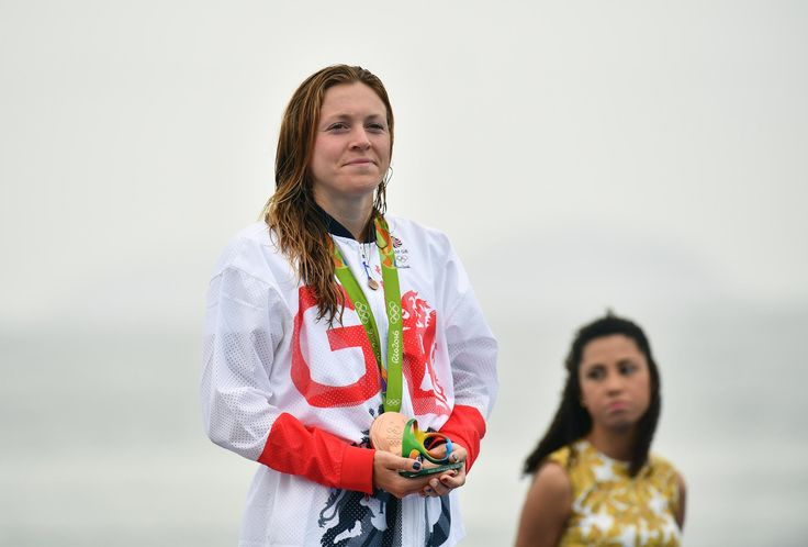 Vicky Holland brought home medal No.62 for Team GB, sprinting to bronze in…