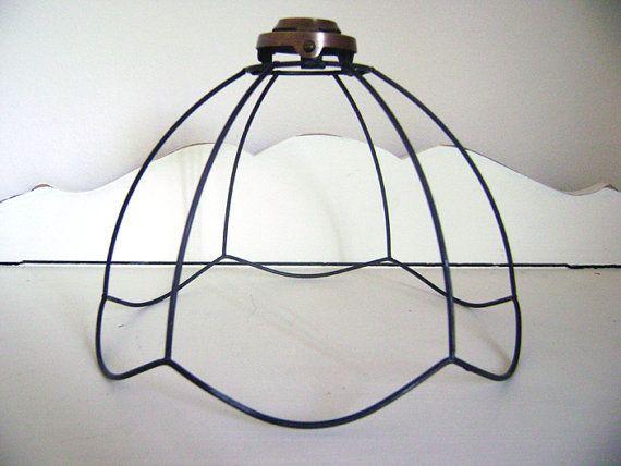 12 best images about lamp shades on pinterest vintage. Black Bedroom Furniture Sets. Home Design Ideas