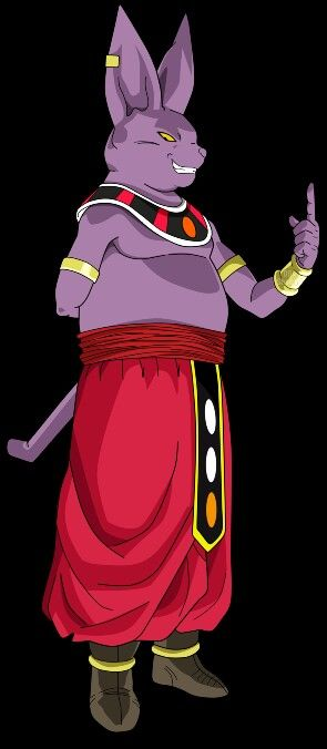 Champa, the God of Destruction