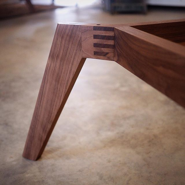 Possible couch leg joinery