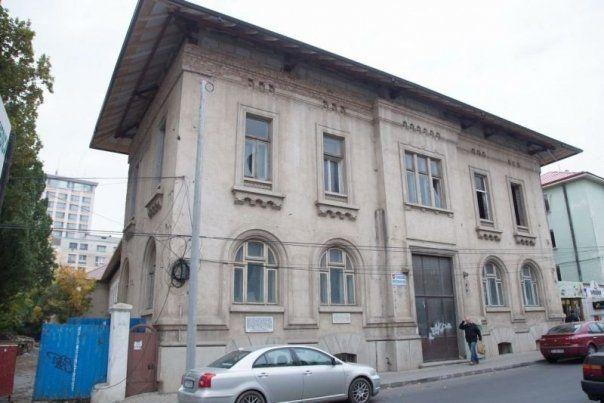 2016 iasi str vasile alecsandri fosta chestura de politie din 1941 in prezent in renovare viitorul sediu al consiliului judetean iasi