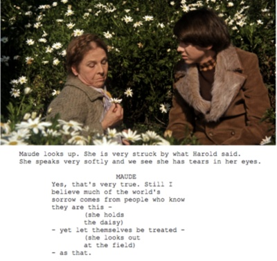 Harold and Maude (Directed by Hal Ashby; 1971)