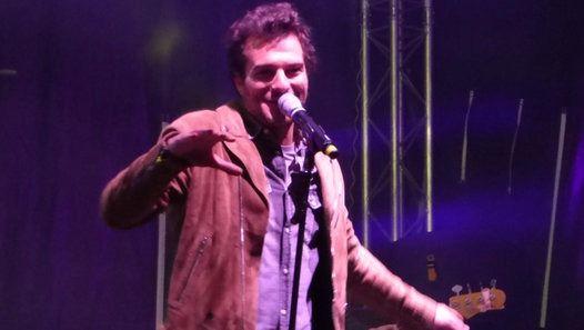 Amir Haddad  en concert à La Toussuire le Samedi 26 mars 2016