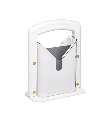 Hoan Bagel Guillotine Slicer, White Lifetime Brands https://www.amazon.ca/dp/B000HS7JPY/ref=cm_sw_r_pi_dp_x_60qgAbHTFB852