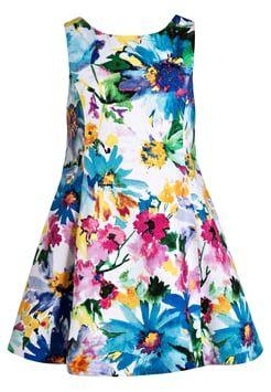 Polo Ralph Lauren - Vestito estivo - turquoise/pink/multicolor