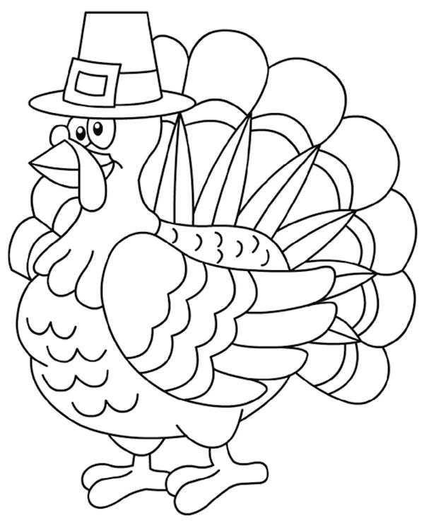 Tons 165 Of FREE Thanksgiving Printables Coloring Pages Activity Sheets