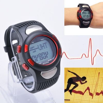 Fitness 3D Sport Watch Pulse Heart Rate Monitor With Pedometer Calories Counter #electronics #arduino #technology #smartrobot #smart