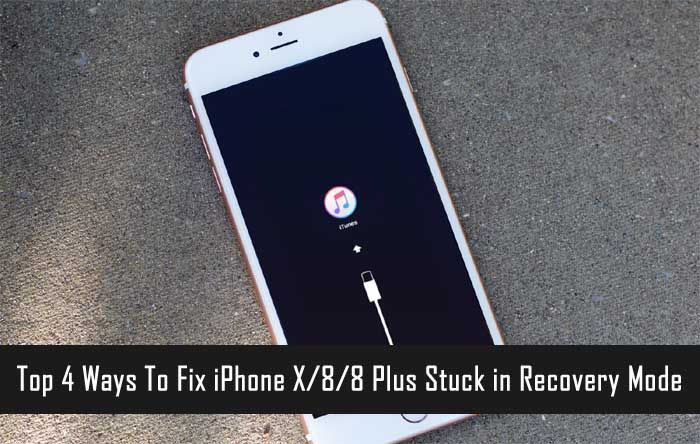 Iphone X 8 8 Plus Stuck In Recovery Mode Here S How To Fix It