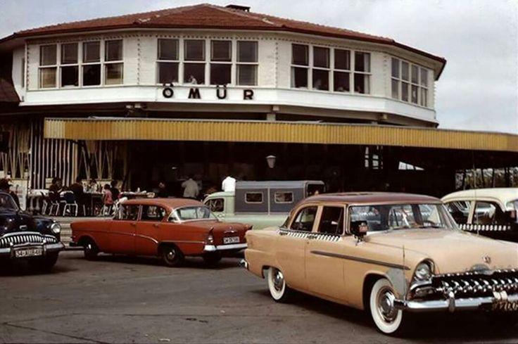 Ömür Restaurant Bahçelievler 1960 lar...