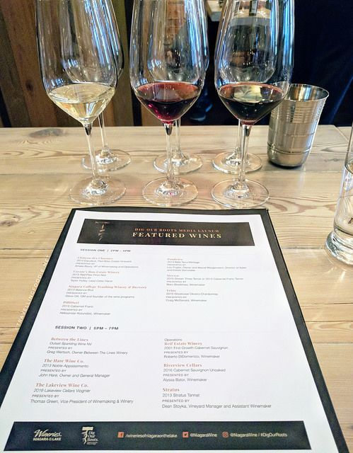 Dig Our Roots by Wineries of Niagara-on-the-Lake. What to expect from 22 participating wineries and the Niagara-on-the-Lake Appellation.