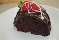 Magic Bean Chocolate Cake
