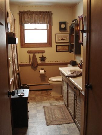 primitive decorating ideas for bathroom 52 best primitive decor images on prim decor 25518
