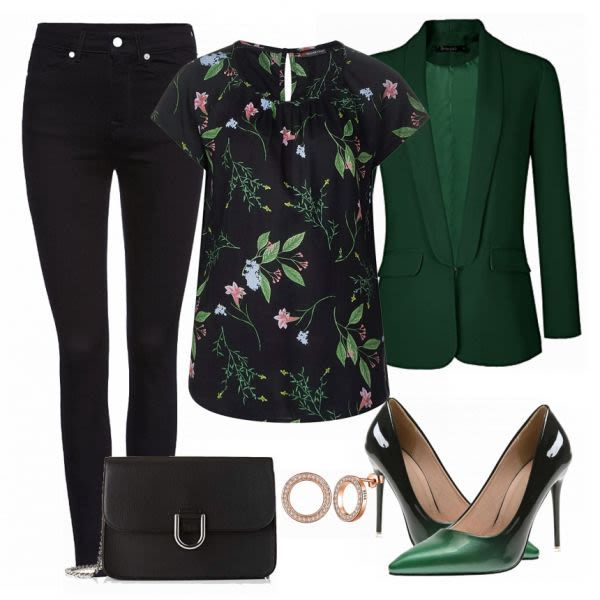Spring Outfits: Street One at FrauenOutfits.de # office outfit #buisnessoutfit …