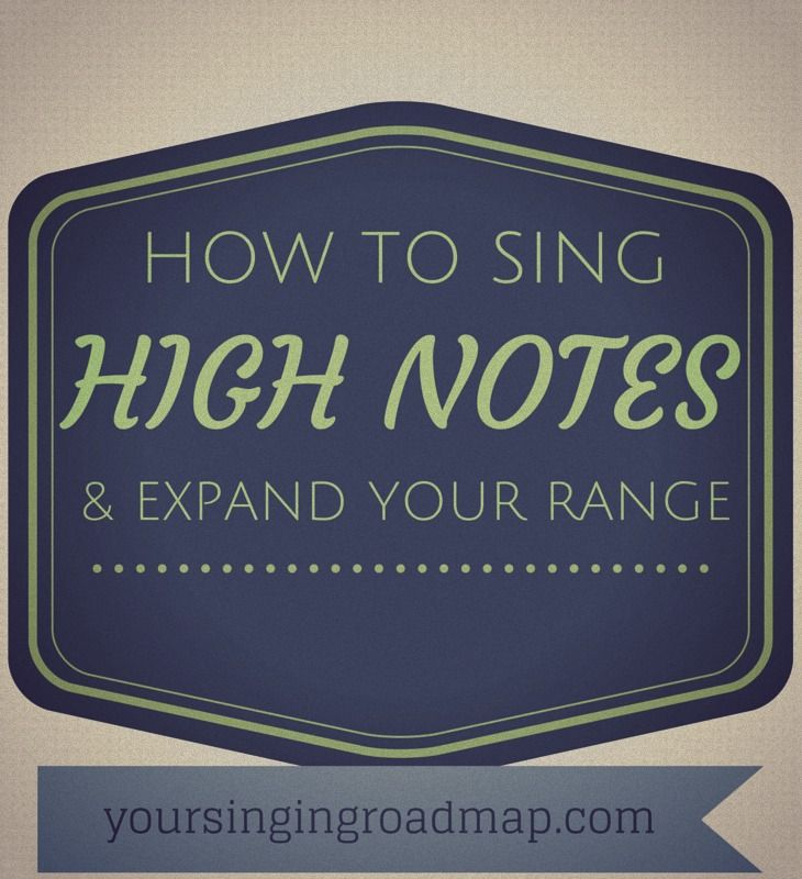 There are some great exercises you can use if you want to learn how to sing high notes. Here are some of the more common ones you can try out straight away.