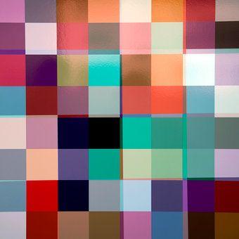 colorful square pattern (avatar-esq)